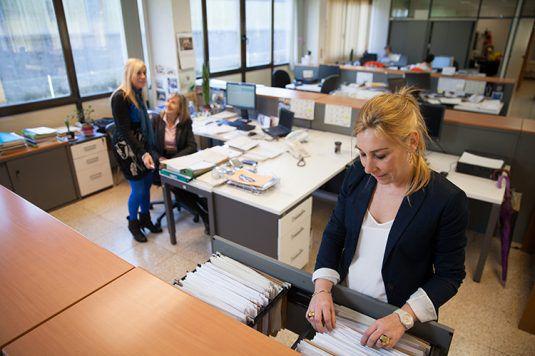 Oficinas Sidenor en Basauri