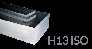 Acero Herramienta H13 ISO