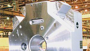 Piezas para el sector de maquinaria pesada