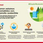 Infografía del día del medio ambiente