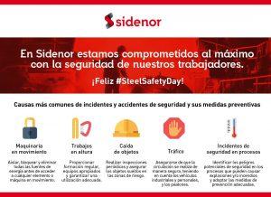 Sidenor, Seguridad de nuestros trabajadores