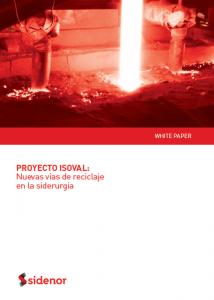 Whitepaper Nuevas Vías de reciclaje en la siderurgia